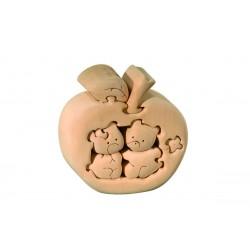 Apple Teddys