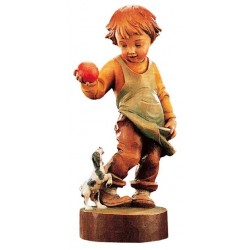 Let' Play Ball - Dolfi Wooden Statues - Made in Italy