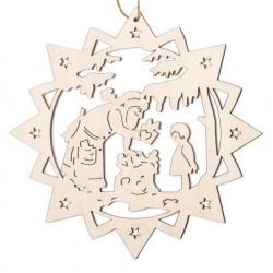Weihnachtsmann mit Geschenke