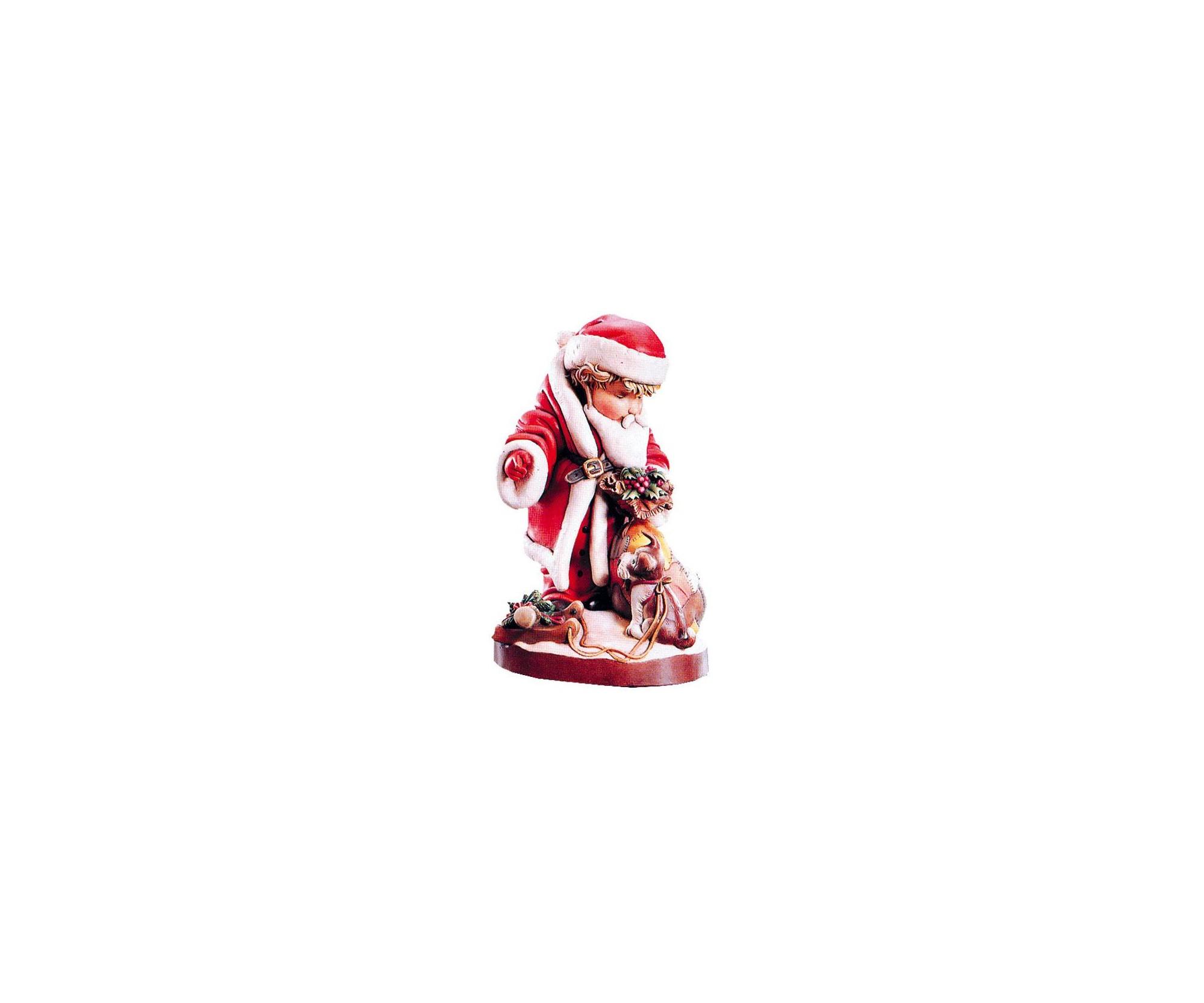 weihnachtsmann mit sack  dolfiland