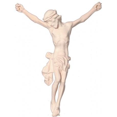 Christus Corpus aus Ahornholz - Natur