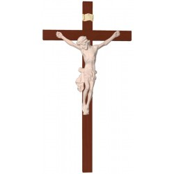 Body of Christ on Straight Cross - natural