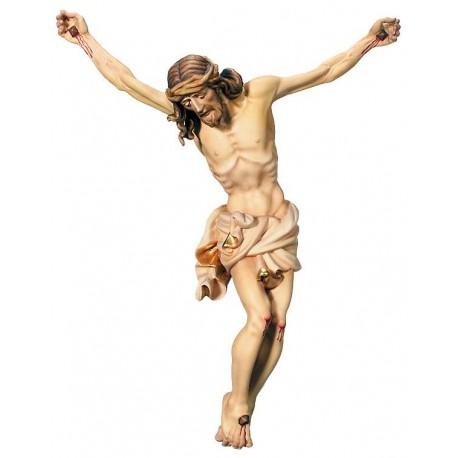 Corpus of Jesus Christ baroque style - White cloth