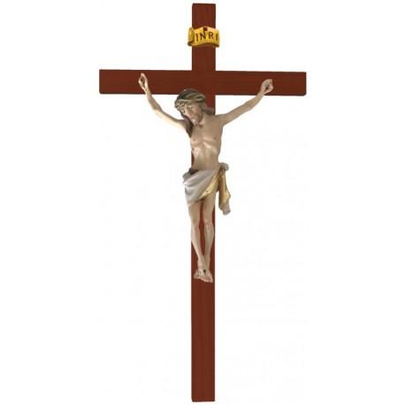 Balken gebogen mit Christuskörper - Weißes Tuch
