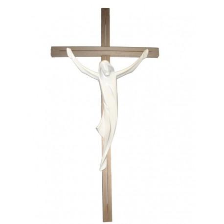 Christuskörper auf Balken gerade - Natur