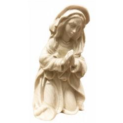 Maria, Mutter Gottes aus Ahornholz geschnitzt - Naturbelassen