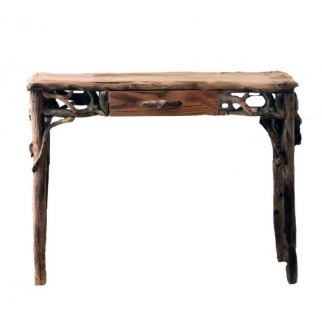 Rectangular table in roots of forest
