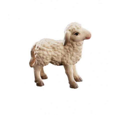 Lamb for wood nativity set - color