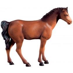 Pferd Braun - Leicht mit Ölfarben lasiert