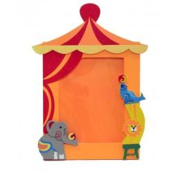 Porta foto per bimbi - Dolfi giocattoli di legno, Val Gardena