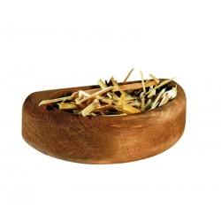 Manger carved Linden wood