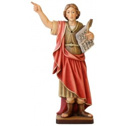 St Pancras, St. Pancras or Saint Pancras - Dolfi Christian Statues for Sale - Made in Italy - oil colors