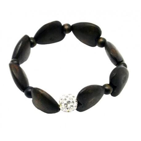 Bracelet with Swarovski - 15 cm
