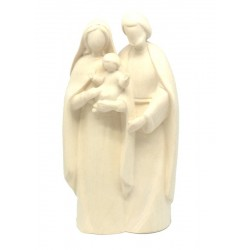 Nativity set wood carved statue made in Italy
