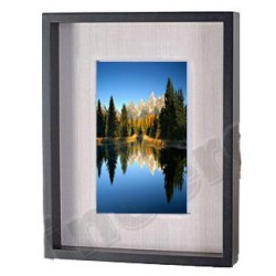 Wooden Photo Frame 8 x 10 x 2 inches