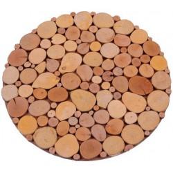 Round hot Pad 30x30cm