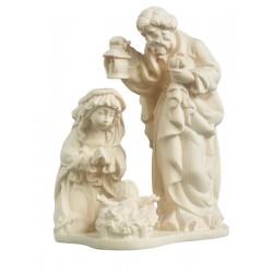 Sacra Famiglia, Maria, Giuseppe con Gesú bambino - naturale