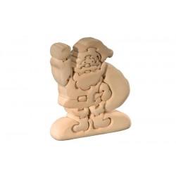 Weihnachtsmann mit Sack