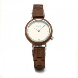 Wood Watch for Woman - Fiona - Dolfi Gifts for Men 2021 - Made in Italy