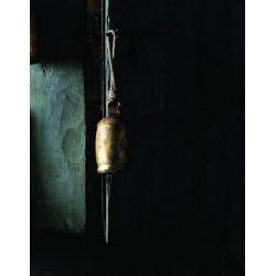 Glocke aus Messing plattiertem Stahl
