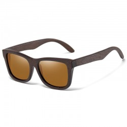 Holz-Sonnenbrille Unisex, Dolfi Unisex Brille aus Holz