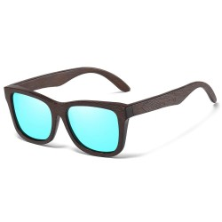 Holz-Sonnen-Brille