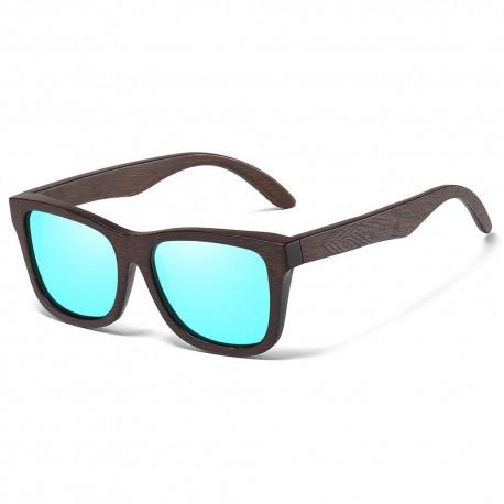 Wooden Sunglasses Unisex - Polarized - Dolfi Sunglasses Made of wood - Made in Italy