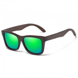 Holz-Sonnenbrille Unisex