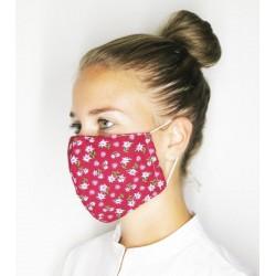 Maske mit Zirbenfüllung