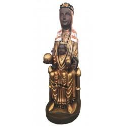 Madonna von Montserrat aus Kunststoff
