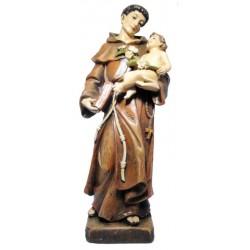 Heiliger Antonius von Padua aus Kunstharz