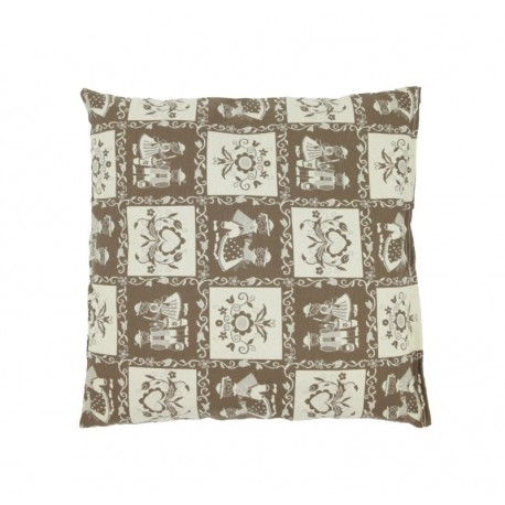 Pillow filled with pine shavings - cushion