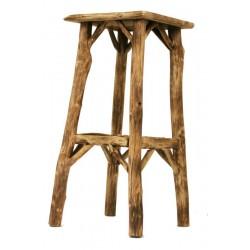 Bar Sessel aus Waldwurzeln