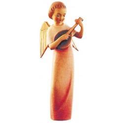 Elegante angelo stilizzato con mandolino