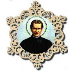Kreis mit Don Bosco