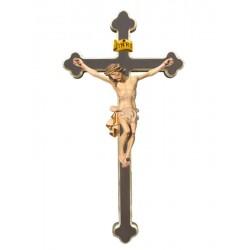 Christuskörper auf Kreuz - Weißes Tuch