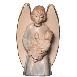 The Guardian Angel with boy
