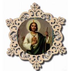 Kreis mit Hl. Judas Taddeus