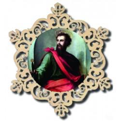 Kreis mit Hl. Petrus