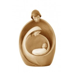 Modern Style Nativity Set in Fiberglass - stained 3 col.