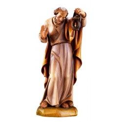 Heiliger Josef aus Ahornholz geschnitzt