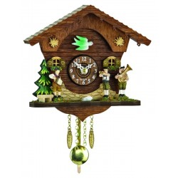 Small Cuckoo clock made in Germany