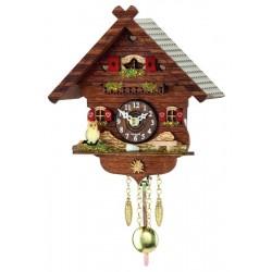Small German cuckoo clock
