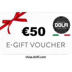 Gift Voucher Certificate 50€