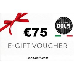 Gift voucher to give away 75€