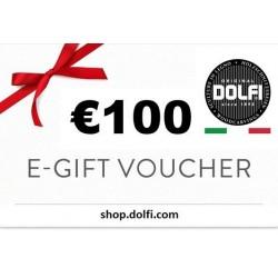 Gift Voucher Card 100€