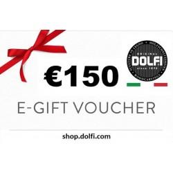 DOLFI Gutschein schenken 150€