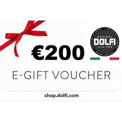 Gift Voucher 200€