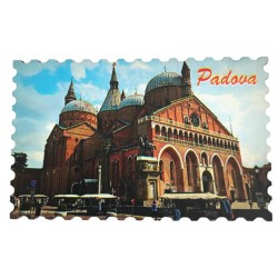 Holzmagnet Kirche Heiliger Antonius von Padua