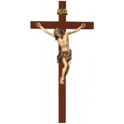 Christuskörper auf Geradem Bal